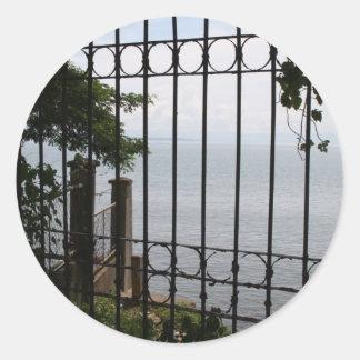 San Pedro Bay Classic Round Sticker