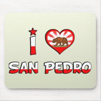 San Pedro, CA Alfombrillas De Ratones