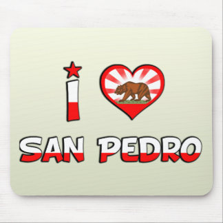 San Pedro, CA Tapetes De Raton