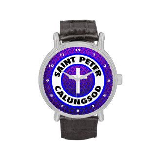 San Pedro Calungsod Reloj De Mano