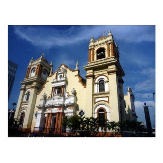 san pedro cathedral postcard