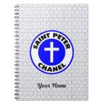 San Pedro Chanel Libros De Apuntes