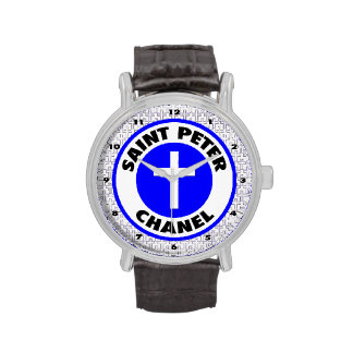 San Pedro Chanel Relojes De Mano