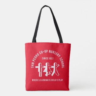 San Pedro Co-Op Nursery School Tote Bag