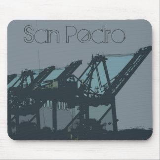San Pedro Crane Stuff Mousepads