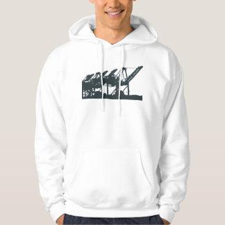 San Pedro Cranes Hoodie Sweatshirt