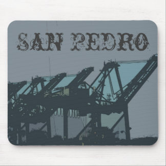 San Pedro Cranes Mousepad