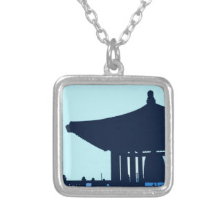 San Pedro Korean Bell Necklace