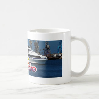 San Pedro Classic White Coffee Mug