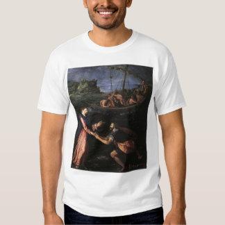 San Pedro que camina en el agua Poleras