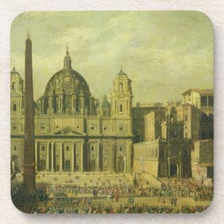 San Pedro, Roma, 1630 (aceite en lona) Posavaso