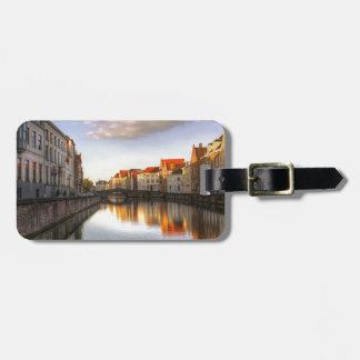 San Petersburg, Russia Bag Tag
