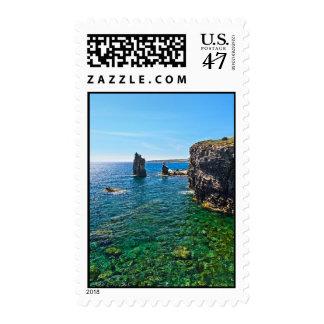 San Pietro island - Le Colonne Postage