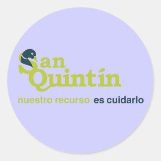 San Quintin Bay - Stickers
