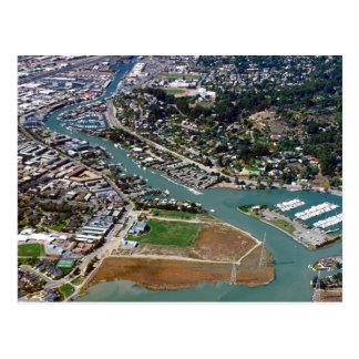 San Rafael Aerial Photograph Postcards