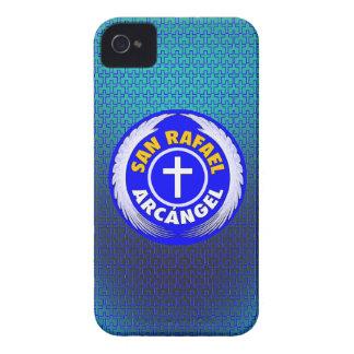 San Rafael Arcangel iPhone 4 Case-Mate Cases