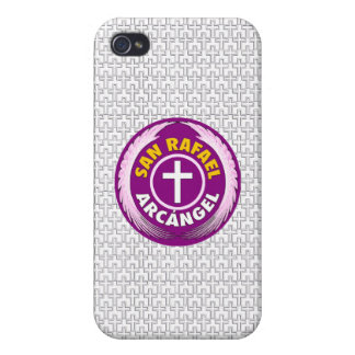 San Rafael Arcangel Covers For iPhone 4
