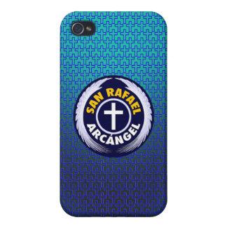 San Rafael Arcangel iPhone 4/4S Case