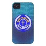 San Rafael Arcangel iPhone 4 Case-Mate Carcasas