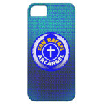 San Rafael Arcangel iPhone 5 Funda