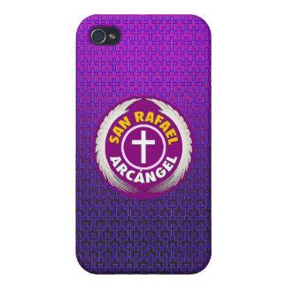 San Rafael Arcangel iPhone 4/4S Covers