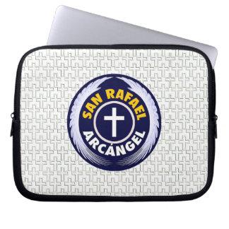 San Rafael Arcangel Laptop Sleeve