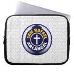 San Rafael Arcangel Laptop Sleeves