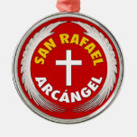 San Rafael Arcangel Ornamento De Reyes Magos