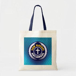 San Rafael Arcangel Tote Bag