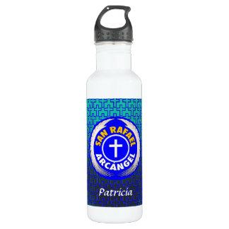 San Rafael Arcangel Water Bottle