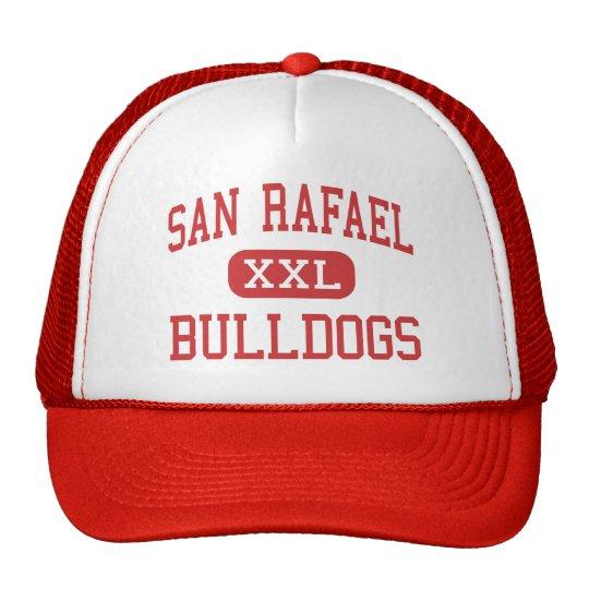 San Rafael - Bulldogs - High - San Rafael Trucker Hat