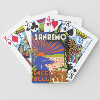 San Remo Deck Card
