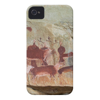 San Rock Art Near Game Pass Shelter, Kamberg Case-Mate iPhone 4 Cases