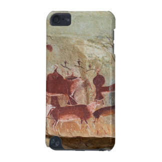 San Rock Art Near Game Pass Shelter, Kamberg iPod Touch (5th Generation) Case
