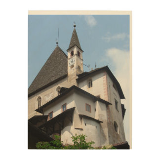 San Romedio - Sud Tirol Wood Wall Decor