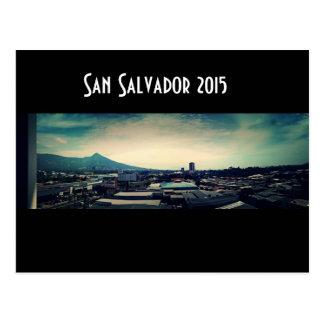 San Salvador 2015 Postcard