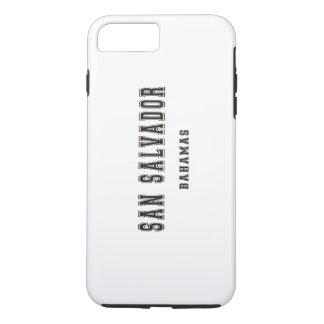 San Salvador Bahamas iPhone 7 Plus Case