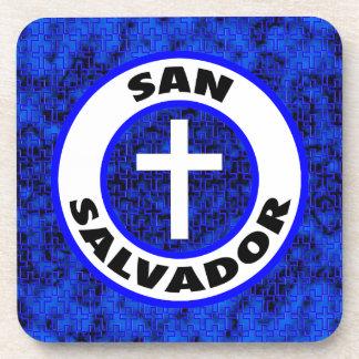 San Salvador Beverage Coasters