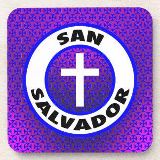 San Salvador Coasters