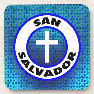 San Salvador Beverage Coaster