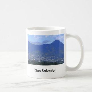 San Salvador. El Salvador Tazas