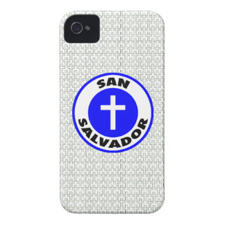 San Salvador iPhone 4 Cover