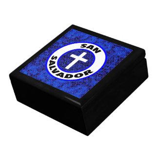 San Salvador Jewelry Box