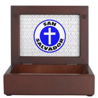 San Salvador Memory Box