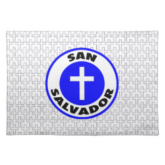 San Salvador Placemat