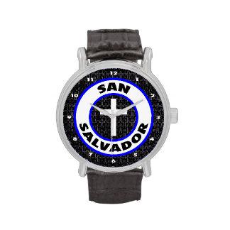 San Salvador Relojes De Pulsera