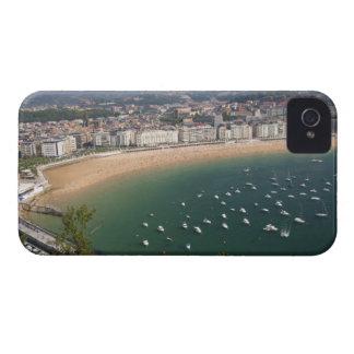 San Sebastián, España. La ciudad vasca de San iPhone 4 Case-Mate Protector