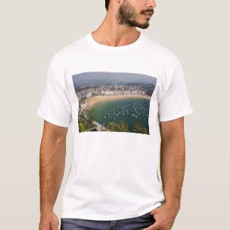 San Sebastian, Spain. The Basque city of San T-Shirt