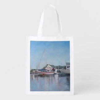 SAN SEBASTIAN Tote Bag Reusable Grocery Bag