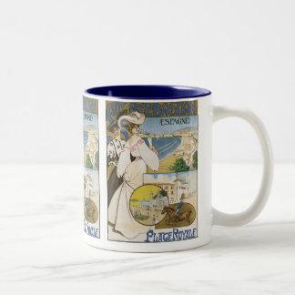 San Sebastian Two-Tone Coffee Mug